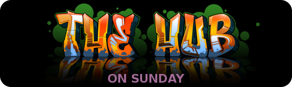 The Hub on Sunday banner